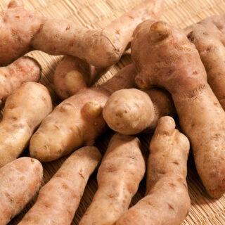 Bamberger Hörnla-Kartoffeln