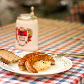 Bratwurst (fränkisch)