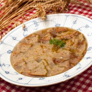 Brotsuppe (fränkische Art)