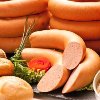 Fleischwurst (fränkische Art)