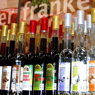 Hochprozentiges aus oberfränkischen Destillerien