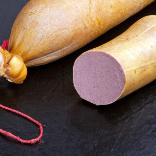 Leberwurst, fränkisch - Hausmacher Art