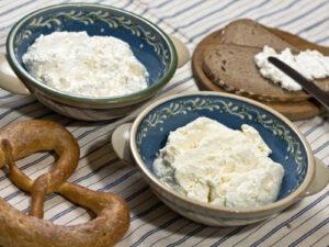 Quark und Frischkäse aus oberfränkischer Produktion