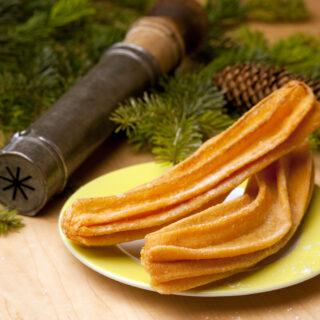 Spritzkuchen (fränkische Art)