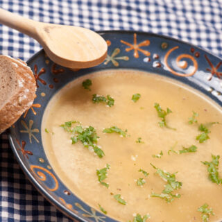 Zerfahrene Suppe