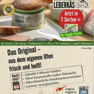 Liebolds Ofenleberkäse