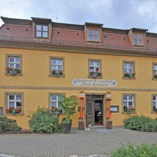 Frankenhotel Drei Kronen, Memmelsdorf