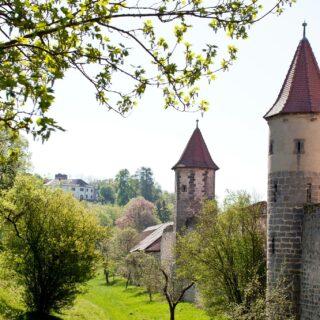 Genussort Seßlach im Landkreis Coburg
