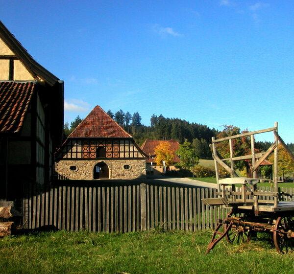 Ahorn: Gerätemuseum des Coburger Landes