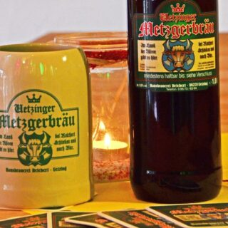 Hausbrauerei Reichert - Uetzinger Metzgerbräu, Bad Staffelstein-Uetzing