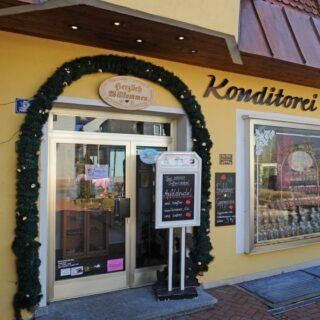 Konditorei-Café Reichl, Bad Steben
