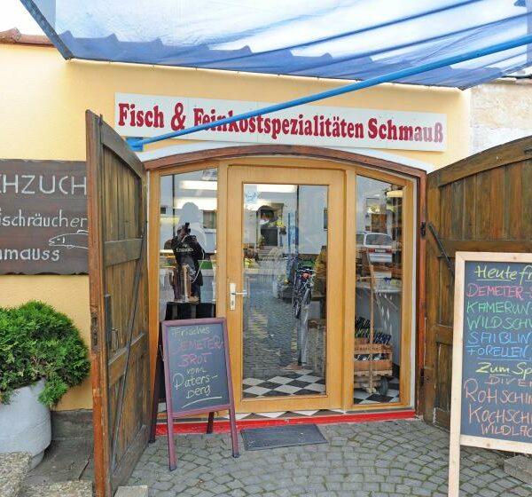 Feinkost Schmauß, Bayreuth