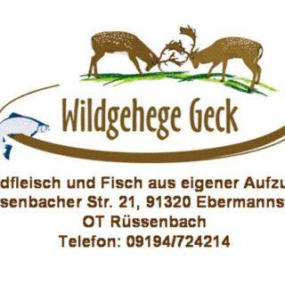 Wildgehege Geck, Ebermannstadt