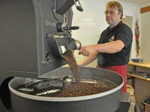 Kaffee-Rösterei Bogatz, Forchheim