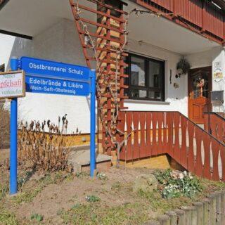 Edelobstbrennerei Schulz, Großheirath-Neuses a.d. Eichen