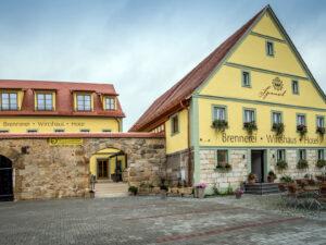 Brennerei-Gasthaus Sponsel, Kirchehrenbach