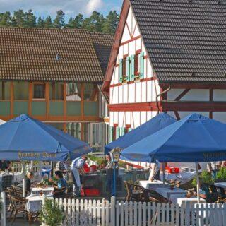Waldhotel Bächlein, Mitwitz