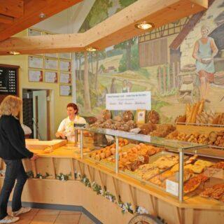 Buchauer Holzofenbäckerei, Pegnitz