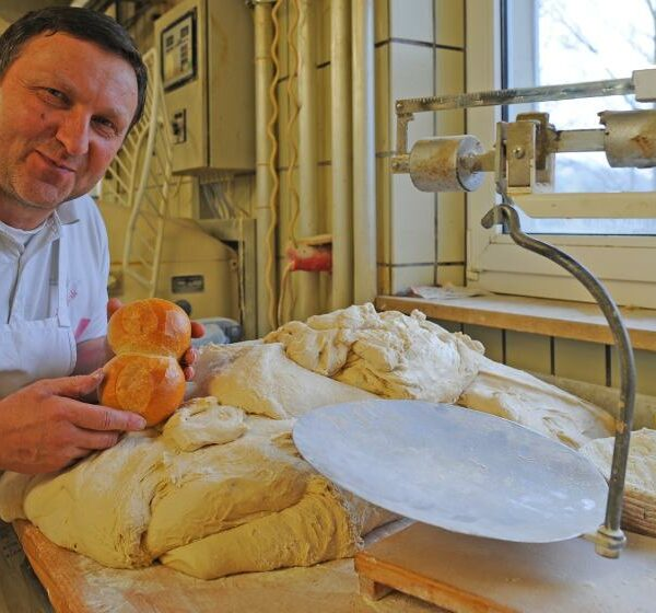 Bäckerei-Lebensmittel Gerhard Löffler, Tettau-Kleintettau