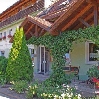 Gasthof Roseneck, Wallenfels