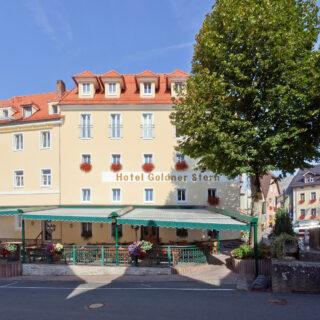 Akzenthotel & Restaurant Goldner Stern, Wiesenttal