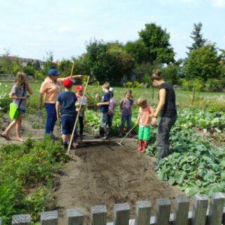 Bamberg: Besuch im Sortengarten und in der Gemüsekochschule