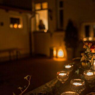 """Bamberg: die Aktion """"Lichthöfe"""" in Bambergs lebendiger Mitte"""