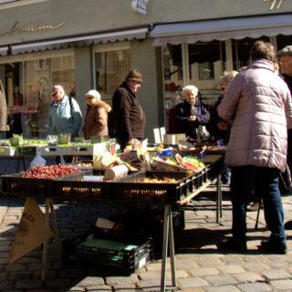 Bamberg: Mitfastenmarkt