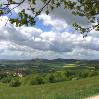 Banz: Waldhaus und Waldklettergarten