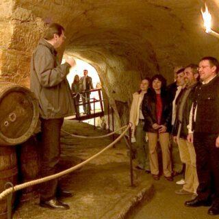 BAYREUTHER Katakomben - Bayreuther Stadt- und Biergeschichte erkunden