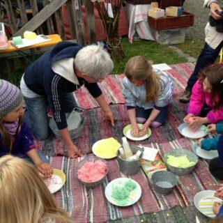 Bayreuth: Backofenfest mit Handwerkermarkt im Museum für bäuerliche Arbeitsgeräte