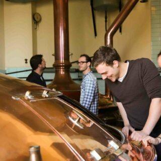 Bayreuth: Maisel's Bier-Erlebnis-Welt