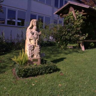 Burghaig: Zum Kräutergarten