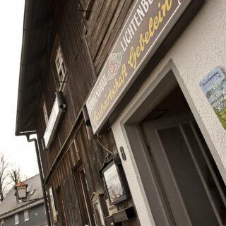 Carlsgrün: Wirtshaus Adelskammer - Ein Ausflug zu den Ursprüngen oberfränkischer Küche im Landkreis Hof