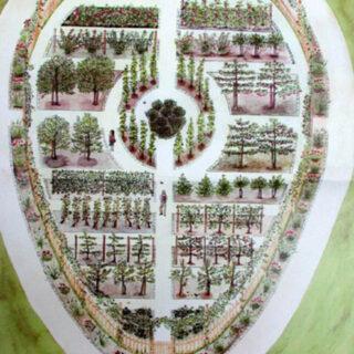 Coburg: Obstlehrgarten des Coburger Landes