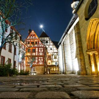 Forchheim: Kulinarischer Stadtspaziergang auf historischen Spuren