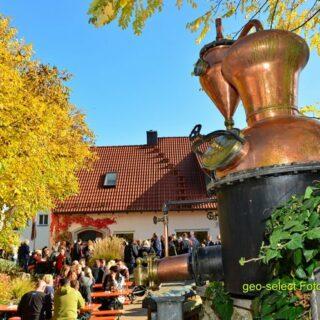 Fränkische Schweiz: Tag der offenen Brennereien und Brauereien