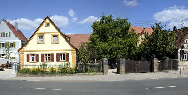 Frensdorf: Garten und Ausstellungen des Bauernmuseums Bamberger Land