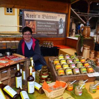 Frensdorf: Trachten- und Spezialitätenmarkt im Bauernmuseum Bamberger Land
