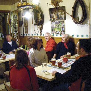 Haßberge: Gemma zu Välta. Ein Wanderweg durch die kulinarische Landesgeschichte am Rande der Haßberge