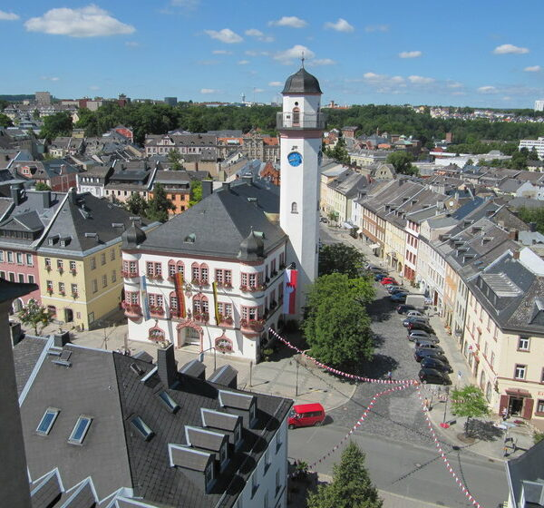 Hof: Kulinarischer Stadtspaziergang durch die Altstadt