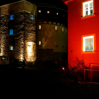 Hohenberg a. d. Eger: Porzellanstadt und Deutsches Porzellanmuseum