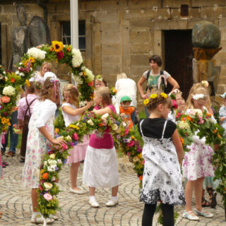 Kasendorf, Kulmbach und Thurnau: Zum Gregorifest