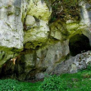 Kümmersreuth: Zwei-Felsentour zum Hohlen Stein und zum Kemitzenstein