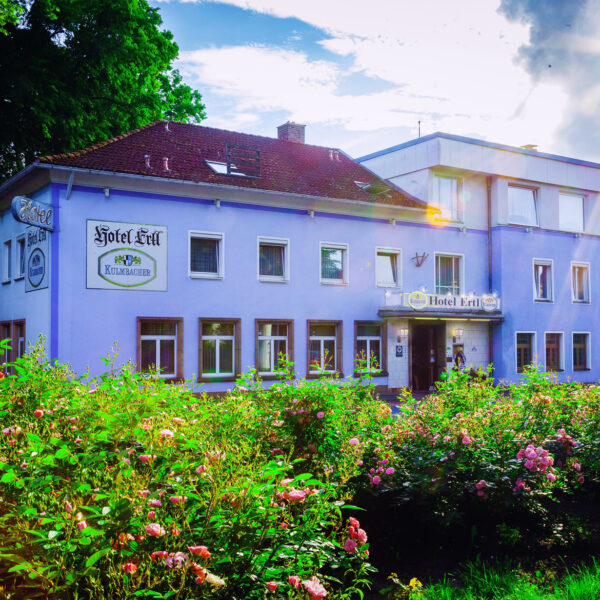 "Hotel Ertl ""Parkschänke"" KG, Kulmbach"