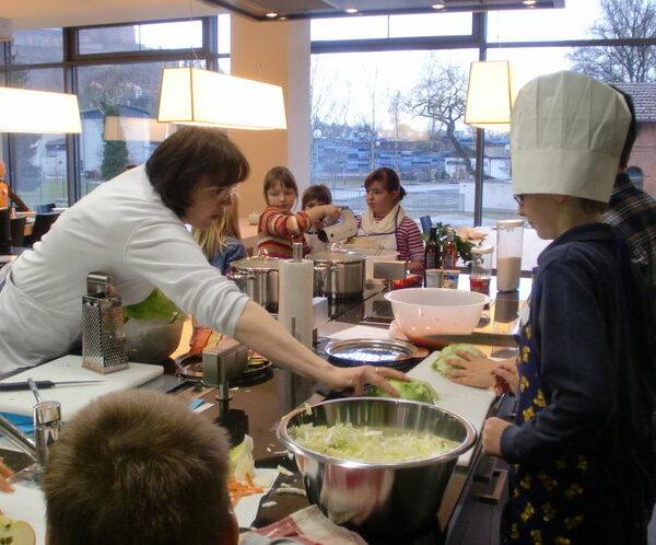 Kulmbach: Koch- und Backschule im MUPÄZ