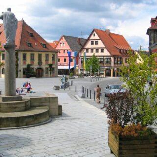 Lichtenfels: Kulinarischer Stadtspaziergang durch die Deutsche Korbstadt