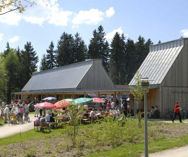 Mehlmeisel: Besuch im Waldhaus und im Wildtiergehege