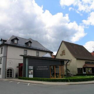 Michelau in Oberfranken: Deutsches Korbmuseum und Pfad der Flechtkultur
