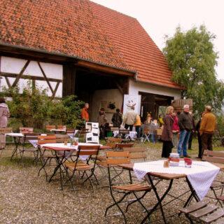 Mürsbach: Zur Kirchweih mit Kartoffelfest